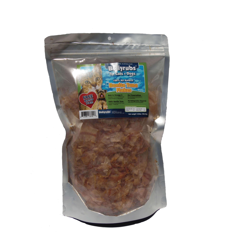 100 Bonita Tuna Flakes 4 25 Oz Bag