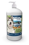 Bellyrubs Omega Fish Oil For Dogs 32 ounce pump bottle