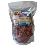 Bellyrubs Chicken Strips Dog Treat (3 oz bag)