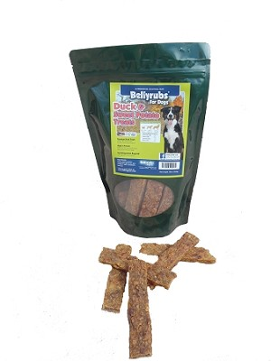Duck and Sweet Potato Soft Dog Treat (10 OZ.)