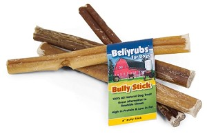 "Bellyrubs 6"" Bully Stick"