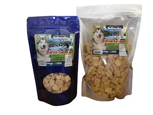 Salmon Treats (5 oz bag)