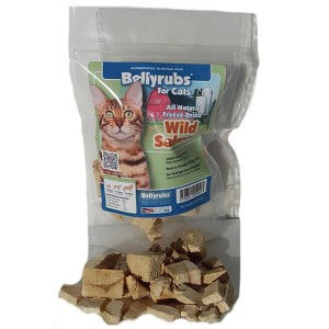 Wild Salmon for Cats 2 oz. bag