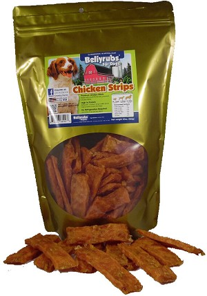 Chewy Style Chicken Breast Strips (20 oz)